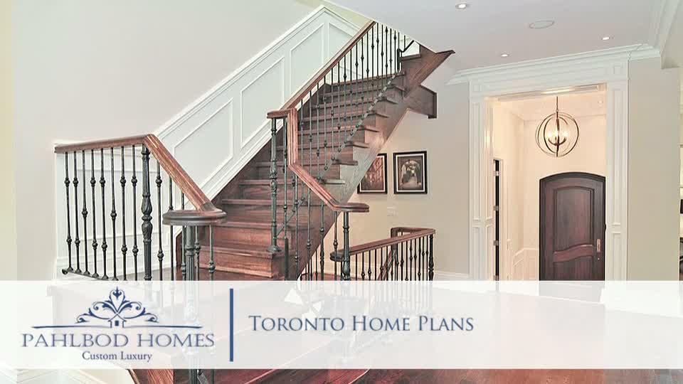 Toronto home plans working with a custom designer for Toronto house plans