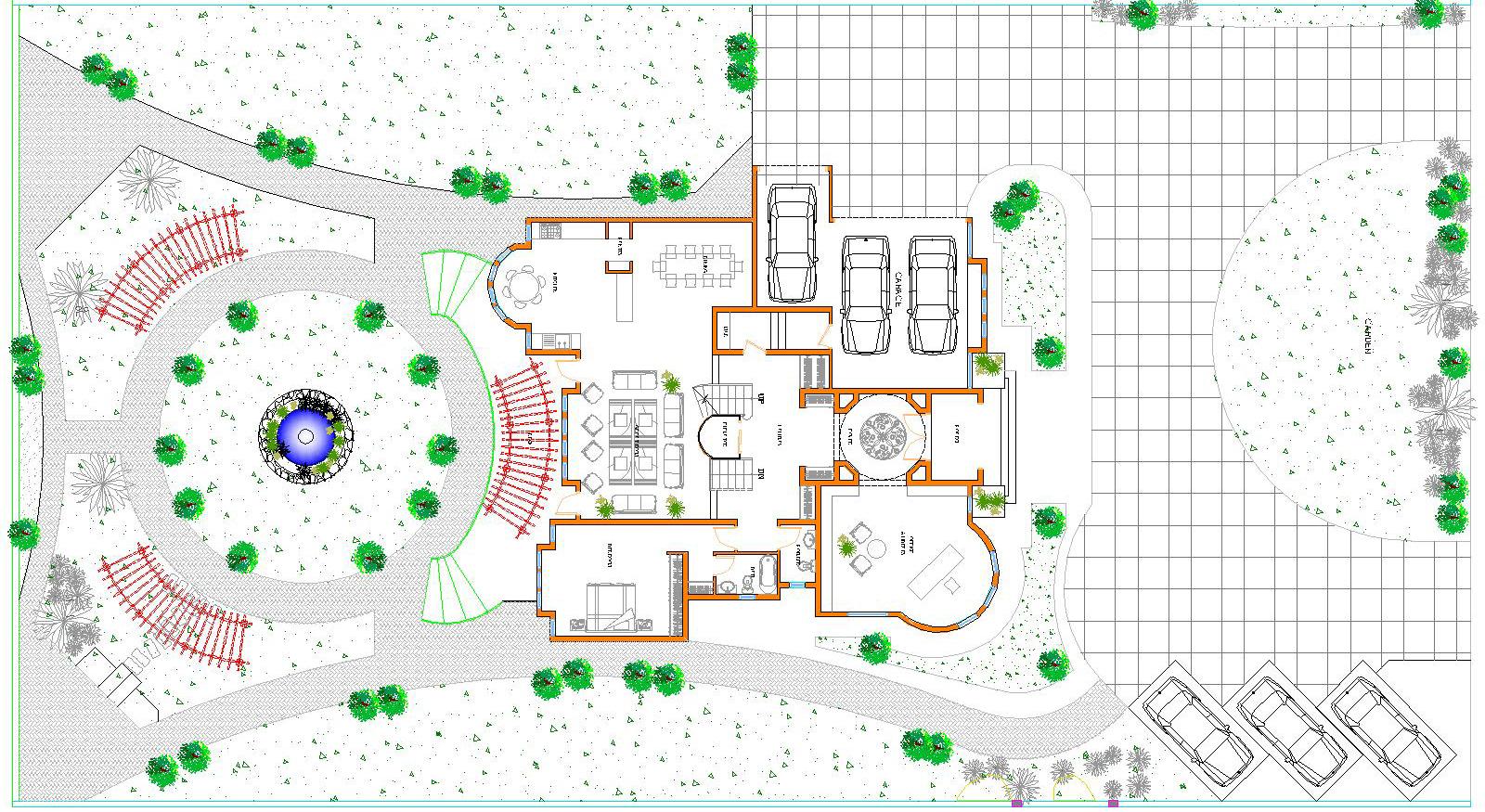 Sathy Residence-Model